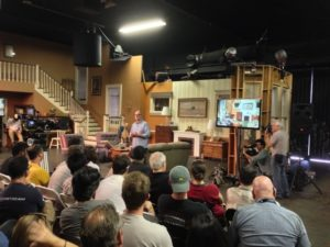 cinegear-2013-master-lighting-class-at-mole-richardson-stage by ASC Alan Caso