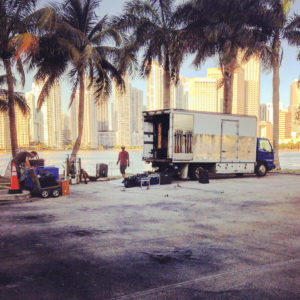 Grip Truck Avante Garde in Miami