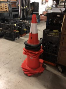 Dave's Grip & Lighting cones rental Miami