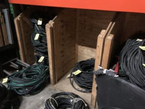 Dave's Grip & Lighting distro cables rental Miami